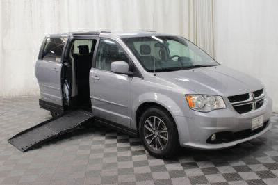New Wheelchair Van for Sale - 2017 Dodge Grand Caravan SXT Wheelchair Accessible Van VIN: 2C4RDGCG8HR845435