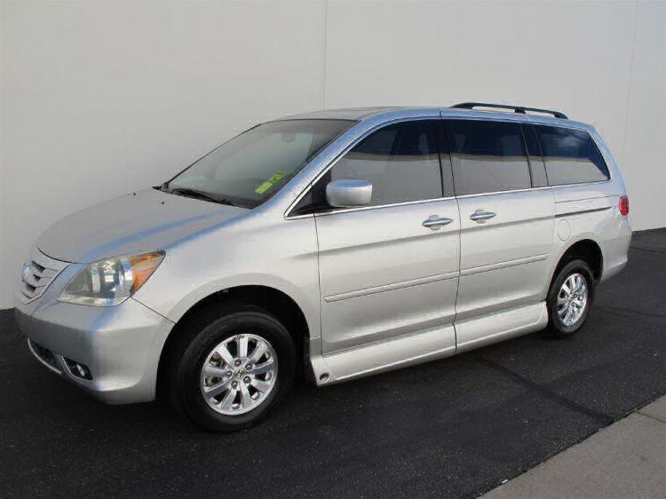 2008 Honda Odyssey EX-L Wheelchair Van For Sale #12