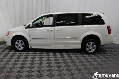 2008 Dodge Grand Caravan Wheelchair Van For Sale -- Thumb #18