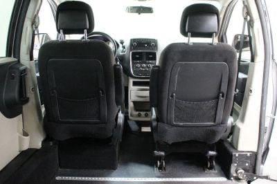 2013 Dodge Grand Caravan Wheelchair Van For Sale -- Thumb #7