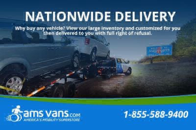 2007 Dodge Grand Caravan Wheelchair Van For Sale -- Thumb #29