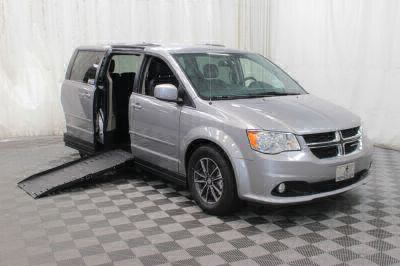 Handicap Van for Sale - 2017 Dodge Grand Caravan SXT Wheelchair Accessible Van VIN: 2C4RDGCG1HR624498