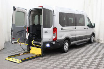 2017 Ford Transit Wagon Wheelchair Van For Sale