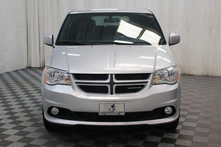 2012 Dodge Grand Caravan R/T Wheelchair Van For Sale #40