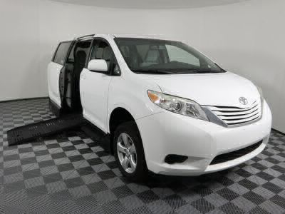 New Wheelchair Van for Sale - 2016 Toyota Sienna LE Standard Wheelchair Accessible Van VIN: 5TDKK3DC6GS703568
