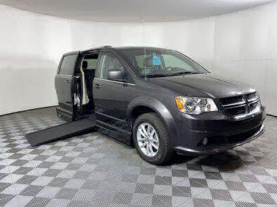 New Wheelchair Van for Sale - 2019 Dodge Grand Caravan SXT Wheelchair Accessible Van VIN: 2C4RDGCG5KR784925