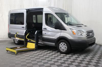 Used 2017 Ford Transit Wagon 350 XLT15 Wheelchair Van