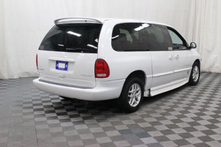 2000 Dodge Grand Caravan SE Wheelchair Van For Sale #23