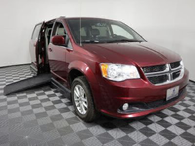 New Wheelchair Van for Sale - 2018 Dodge Grand Caravan SXT Wheelchair Accessible Van VIN: 2C4RDGCG0JR206195