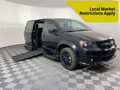 Handicap Van for Sale - 2019 Dodge Grand Caravan SE PLUS Wheelchair Accessible Van VIN: 2C7WDGBG3KR793677