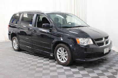 Used Wheelchair Van for Sale - 2013 Dodge Grand Caravan SXT Wheelchair Accessible Van VIN: 2C4RDGCG7DR718847