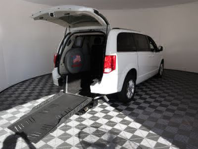 New Wheelchair Van for Sale - 2018 Dodge Grand Caravan SXT Wheelchair Accessible Van VIN: 2C4RDGCG0JR207282