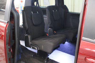 2018 Dodge Grand Caravan Wheelchair Van For Sale -- Thumb #9