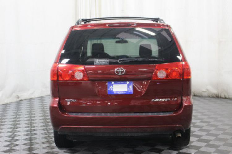 2010 Toyota Sienna LE Wheelchair Van For Sale #17