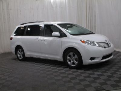 Commercial Wheelchair Vans for Sale - 2016 Toyota Sienna LE ADA Compliant Vehicle VIN: 5TDKK3DC7GS736742