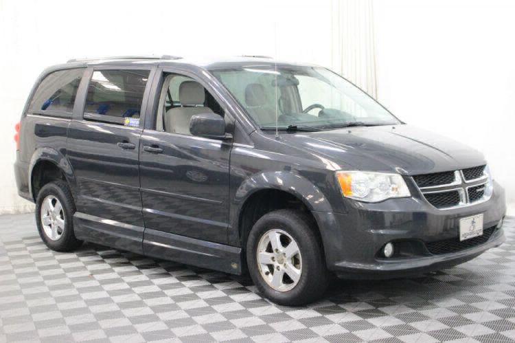 2011 Dodge Grand Caravan Crew Wheelchair Van For Sale #7