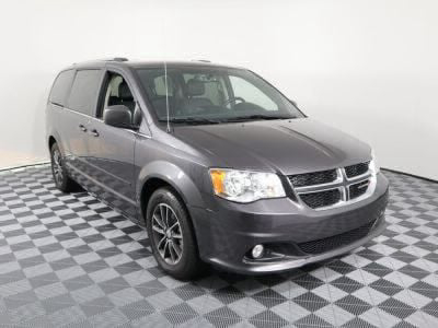New Wheelchair Van for Sale - 2017 Dodge Grand Caravan SXT Wheelchair Accessible Van VIN: 2C4RDGCG8HR772647