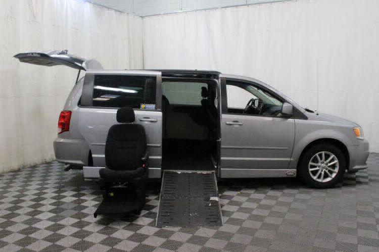 2014 Dodge Grand Caravan SXT Wheelchair Van For Sale #13
