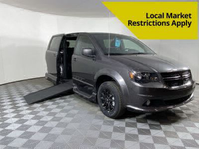 Handicap Van for Sale - 2019 Dodge Grand Caravan SE PLUS Wheelchair Accessible Van VIN: 2C7WDGBG2KR793668