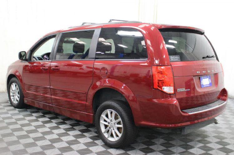 2014 Dodge Grand Caravan SXT Wheelchair Van For Sale #30