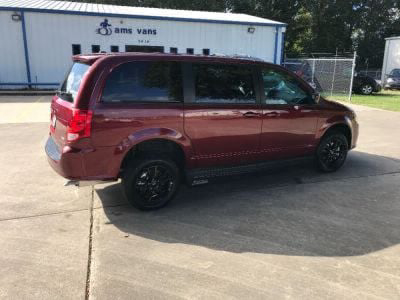 New Wheelchair Van for Sale - 2019 Dodge Grand Caravan SXT Wheelchair Accessible Van VIN: 2C7WDGCG2KR793684