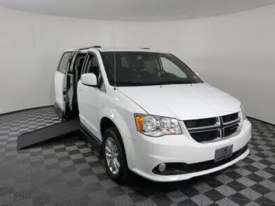 New Wheelchair Van for Sale - 2019 Dodge Grand Caravan SXT Wheelchair Accessible Van VIN: 2C4RDGCG1KR521184
