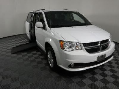 New Wheelchair Van for Sale - 2019 Dodge Grand Caravan SXT Wheelchair Accessible Van VIN: 2C4RDGCG3KR608116