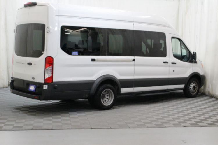 2018 Ford Transit Passenger 350 XLT 15 Wheelchair Van For Sale #13