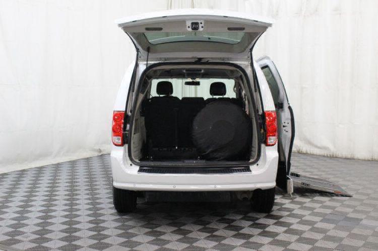 2016 Dodge Grand Caravan SXT Wheelchair Van For Sale #12