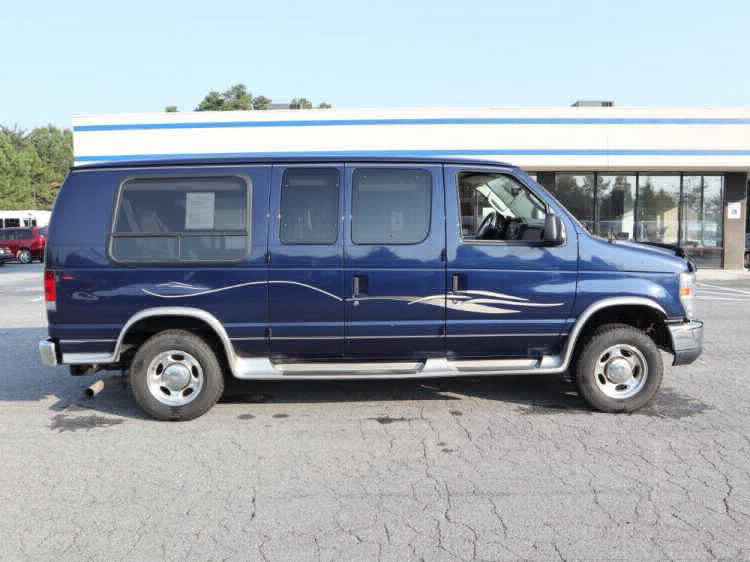2012 Ford Econoline E150 E-150 Wheelchair Van For Sale #27
