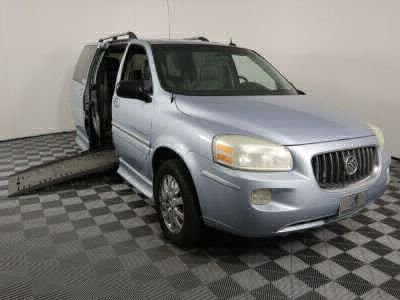 Used Wheelchair Van for Sale - 2007 Buick Terraza CXL Wheelchair Accessible Van VIN: 4GLDV13W37D204141