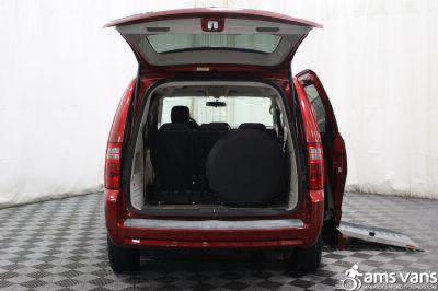 2008 Dodge Grand Caravan Wheelchair Van For Sale -- Thumb #4