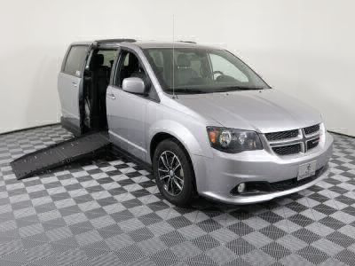 New Wheelchair Van for Sale - 2018 Dodge Grand Caravan GT Wheelchair Accessible Van VIN: 2C4RDGEGXJR283797