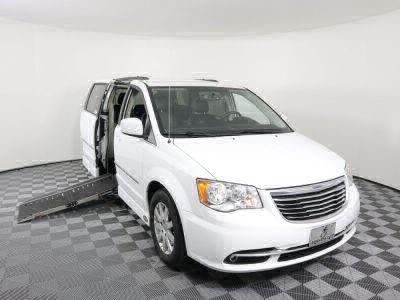 Used Wheelchair Van for Sale - 2016 Chrysler Town & Country Touring Wheelchair Accessible Van VIN: 2C4RC1BG8GR185476