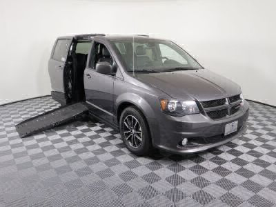 New Wheelchair Van for Sale - 2018 Dodge Grand Caravan GT Wheelchair Accessible Van VIN: 2C4RDGEG0JR337186