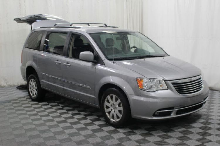 2016 Chrysler Town and Country Touring Wheelchair Van For Sale #2