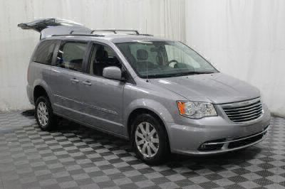 Commercial Wheelchair Vans for Sale - 2016 Chrysler Town & Country Touring ADA Compliant Vehicle VIN: 2C4RC1BGXGR141902