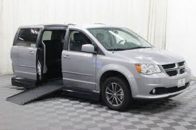 New Wheelchair Van for Sale - 2017 Dodge Grand Caravan SXT Wheelchair Accessible Van VIN: 2C4RDGCGXHR754120