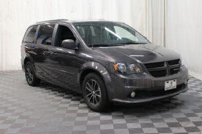 Commercial Wheelchair Vans for Sale - 2017 Dodge Grand Caravan GT ADA Compliant Vehicle VIN: 2C4RDGEG5HR673426