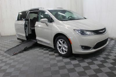 Handicap Van for Sale - 2017 Chrysler Pacifica Touring-L Plus Wheelchair Accessible Van VIN: 2C4RC1EG5HR752420