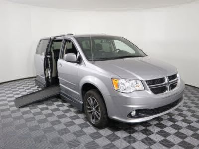 Used Wheelchair Van for Sale - 2017 Dodge Grand Caravan SXT Wheelchair Accessible Van VIN: 2C4RDGCG7HR690375