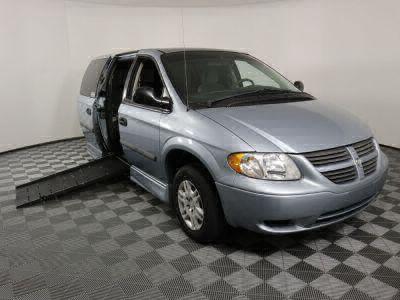 Used Wheelchair Van for Sale - 2006 Dodge Grand Caravan SE Wheelchair Accessible Van VIN: 1D4GP24R36B540134