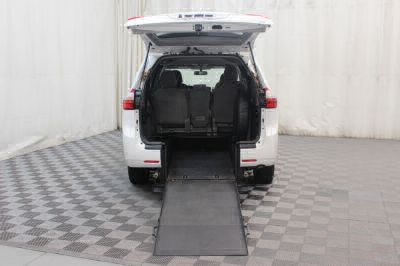 2015 Toyota Sienna Wheelchair Van For Sale -- Thumb #2