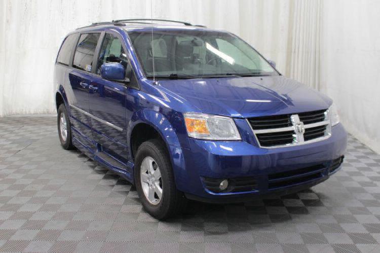 2010 Dodge Grand Caravan SXT Wheelchair Van For Sale #5
