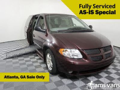 Used Wheelchair Van for Sale - 2003 Dodge Grand Caravan Sport Wheelchair Accessible Van VIN: 2D4GP44L53R359461