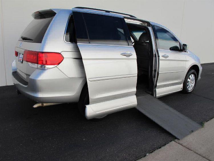 2008 Honda Odyssey EX-L Wheelchair Van For Sale #1