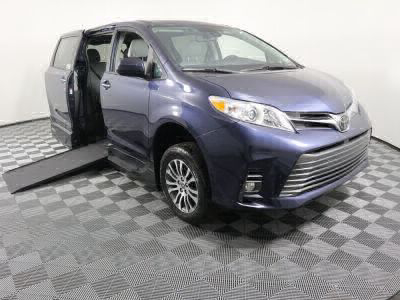 New Wheelchair Van for Sale - 2020 Toyota Sienna XLE Wheelchair Accessible Van VIN: 5TDYZ3DCXLS070511