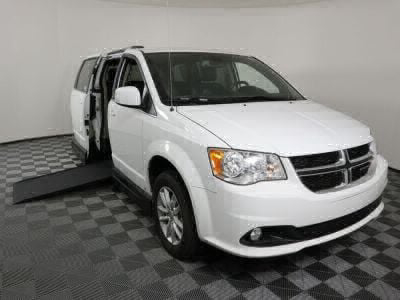New Wheelchair Van for Sale - 2019 Dodge Grand Caravan SXT Wheelchair Accessible Van VIN: 2C4RDGCG4KR694195