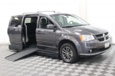 New Wheelchair Van for Sale - 2017 Dodge Grand Caravan SXT Wheelchair Accessible Van VIN: 2C4RDGCG8HR766380