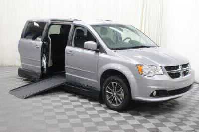 New Wheelchair Van for Sale - 2017 Dodge Grand Caravan SXT Wheelchair Accessible Van VIN: 2C4RDGCG3HR848016